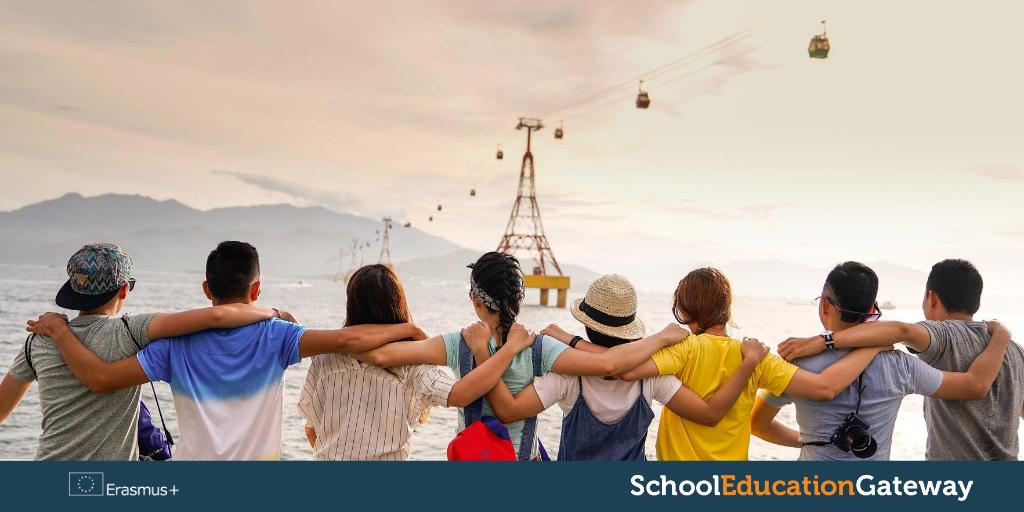 Novi samostalni tečaj Erasmus+ – mogućnosti financiranja za škole (2021.).