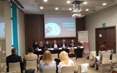 Рад међуинституционалне радне групе за управљање квалитетом