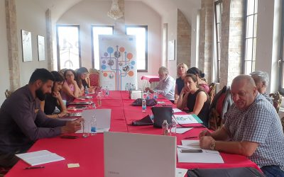 NSS EPALE TEAMS FROM THE REGION HELD A ROUND TABLE IN BIJELJINA