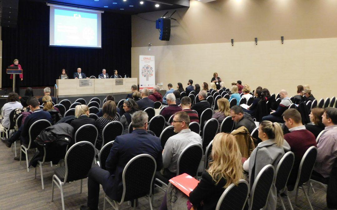 Državna konferencija EPALE
