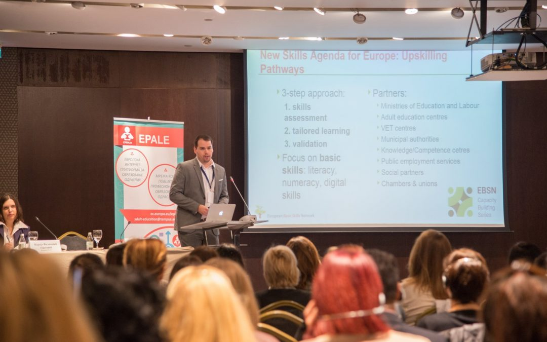 Održana treća EPALE konferencija u Srbiji