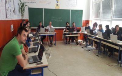 eTwinning seminar, Goražde