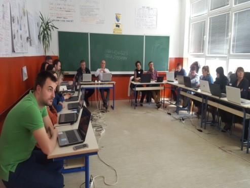 eTwinning семинар, Горажде