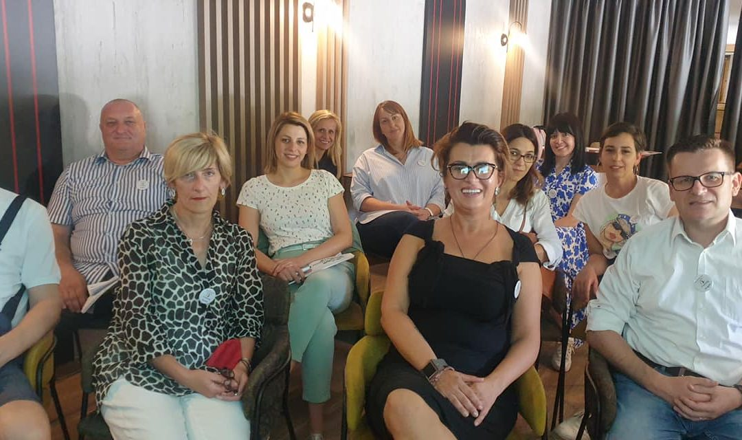 Stronger links between the eTwinning and EPALE teams