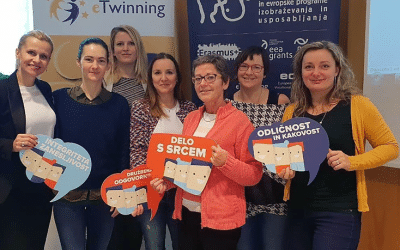 eTwinning контакт семинар земаља славенског говорног подручја 2018