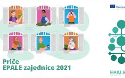 Inicijativa Priče EPALE zajednice za 2021. godinu