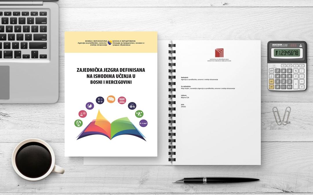 Zajednička jezgra definisana na ishodima učenja u BiH