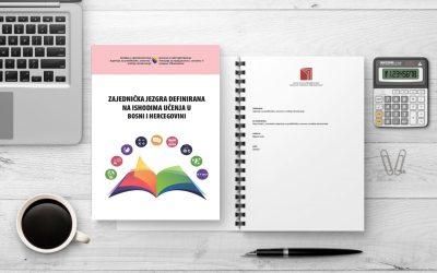 Zajednička jezgra definirana na ishodima učenja u BiH