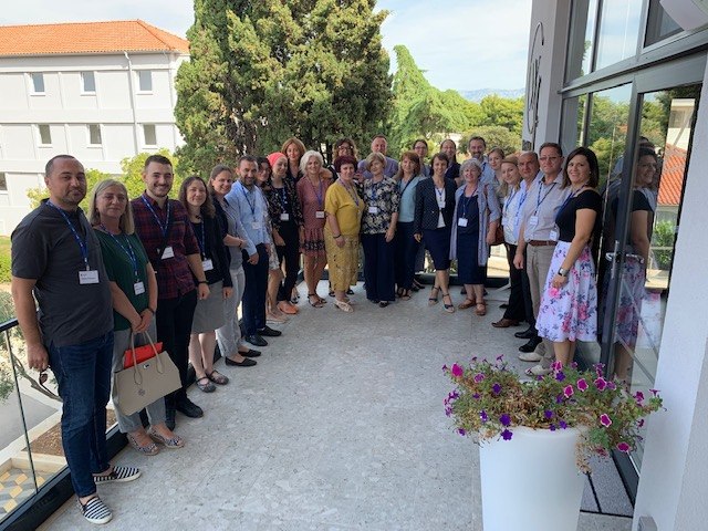 Regional meeting of TIMSS 2019 and PIRLS 2021 participating countries