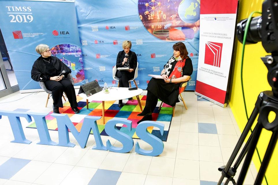 Одржана стручна конференција TIMSS 2019