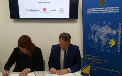 Potpisan Memorandum o suradnji između VTK BiH i Agencije