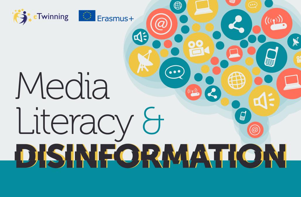 Godišnja eTwinninga tema 2021: Medijska pismenost i dezinformacije