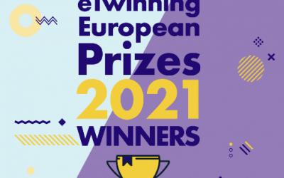 Evropske eTwinning nagrade 2021. godine