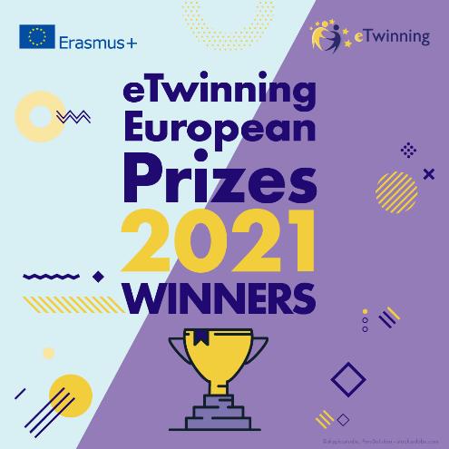 Europske eTwinning nagrade 2021. godine