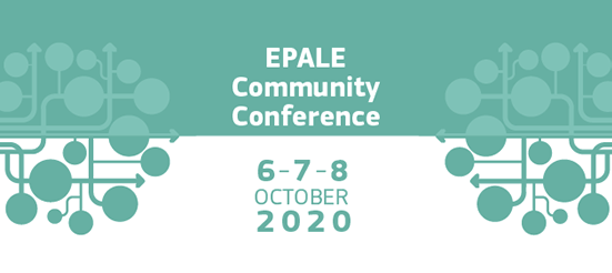 EPALE Community Conference 2020