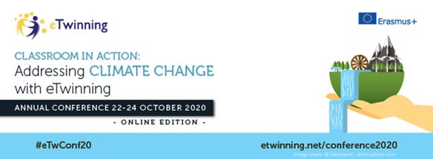 Europska godišnja eTwinning konferencija 2020